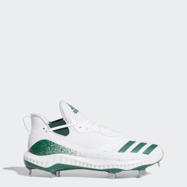 Men's Baseball Green Icon V Bounce Cleats
