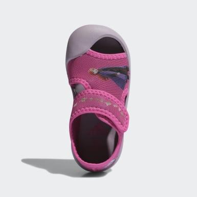 Sandalias AltaVenture Rosa Niño Natación