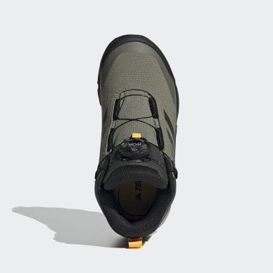 Sapatos Winter Mid Boa TERREX Verde Criança TERREX