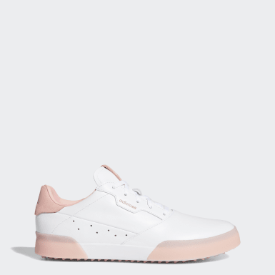 Scarpe da golf adicross Retro Bianco Donna Golf