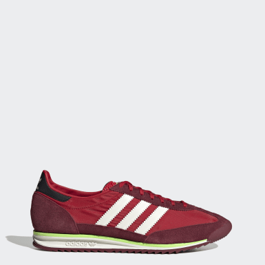 Men Originals Red SL 72 Shoes