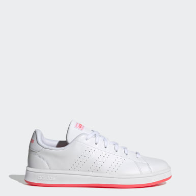 Zapatillas Advantage Base Blanco Mujer Sport Inspired