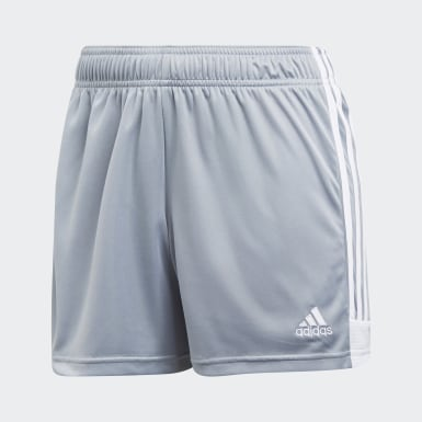 Women's Soccer Grey Tastigo 19 Shorts