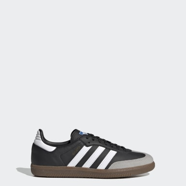 Kids Originals White Samba OG Shoes