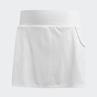 Pollera Club Blanco Mujer Tenis