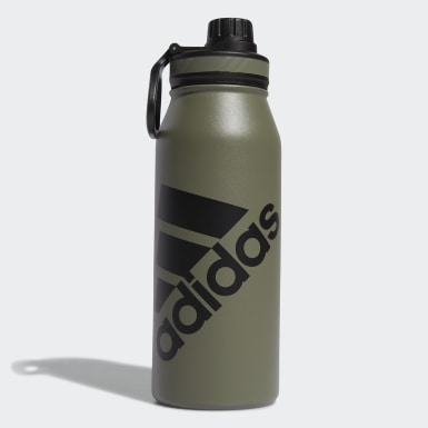 Training Green Steel Bottle 1 L