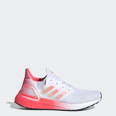 Ultraboost 20 Shoes Bialy