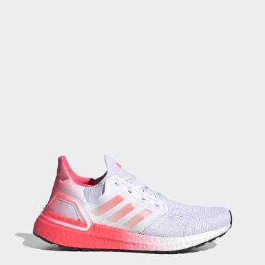 ผู้หญิง วิ่ง สีขาว ULTRABOOST 20 W