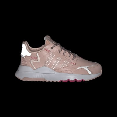 Girls Originals Pink Nite Jogger sko