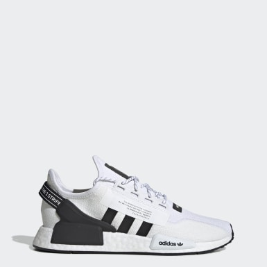 Adidas Nmd R2 White Red