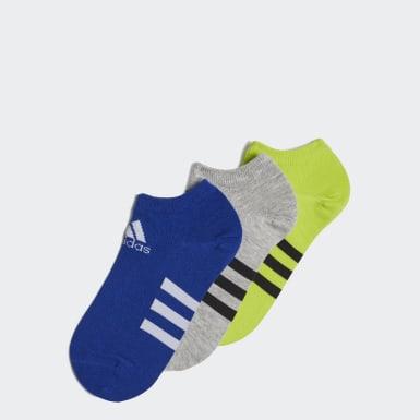 синий Три пары носков Low