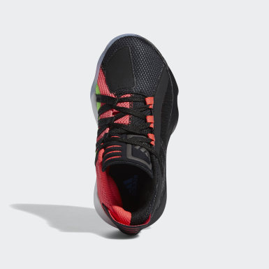 черный Баскетбольные кроссовки Dame 6