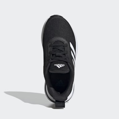 Zapatillas FortaRun Running 2020 Negro Niño Training
