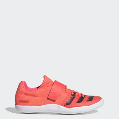 Sapatos Adizero – Lançamento do Disco/Martelo Rosa Atletismo