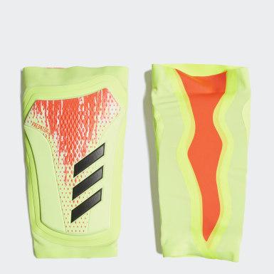 Fotbal bílá Chrániče holení Predator 20 Pro