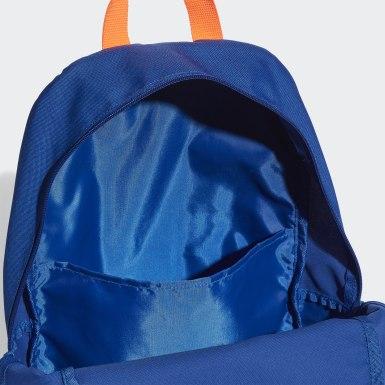 ไลฟ์สไตล์ สีน้ำเงิน กระเป๋าสะพายหลัง Classic Badge of Sport