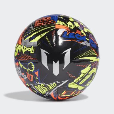 Fodbold Blå Messi Club bold