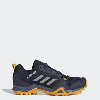 Chaussure de randonnée Terrex AX3 Bleu Femmes TERREX