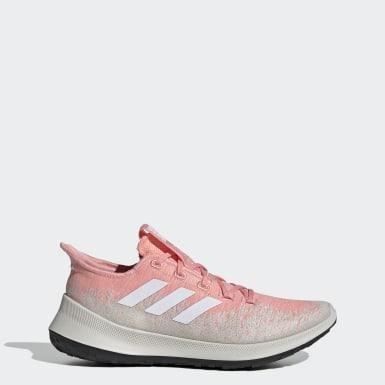 Tenis Sensebounce+ Rosa Mujer Running