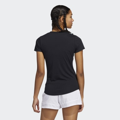 Women Athletics Black Toronto Tradezone Tee