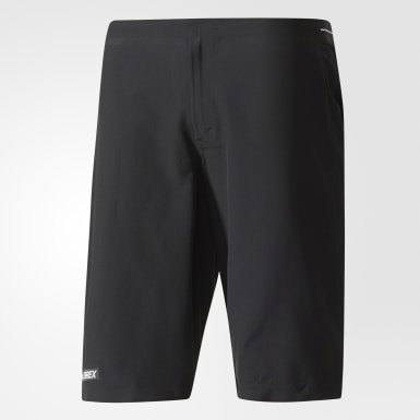 Heren TERREX Zwart Terrex Endless Mountain Bermuda Short