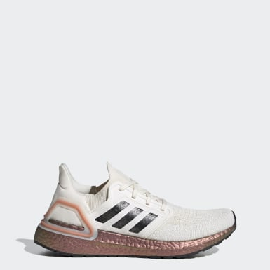 Women Running Grey Ultraboost 20 Shoes