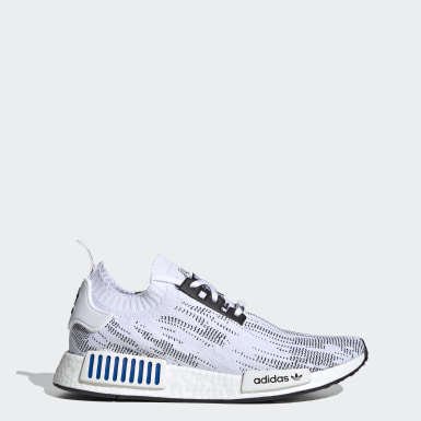 Originals White NMD_R1 Stormtrooper Shoes