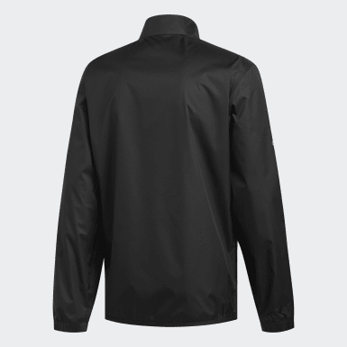 Men Golf Black Climastorm Provisional Jacket