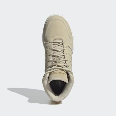 бежевый Ботинки Blizzare