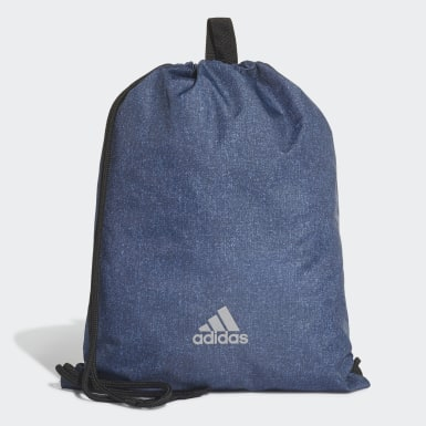Running Blue Running Gym Bag