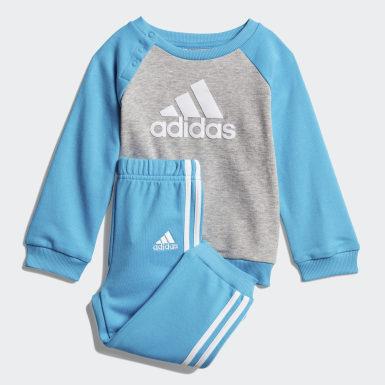 Børn Grå Tøj Outlet | adidas DK
