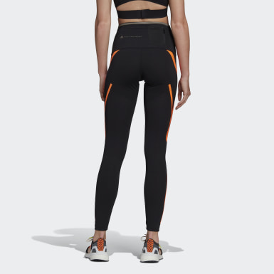 Tight TRUEPACE Long noir Femmes adidas by Stella McCartney