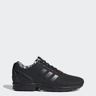 2018 Ultimi Scontate Adidas Uomo Adidas ZX Flux Trainer nere