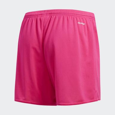 Shorts Parma 16 Rosa Mujer Fútbol
