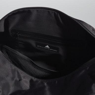 черный Сумка-дафл adidas by Stella McCartney