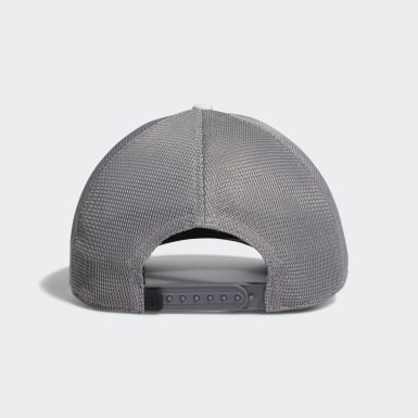Gorra Trucker Blocked Blanco Golf