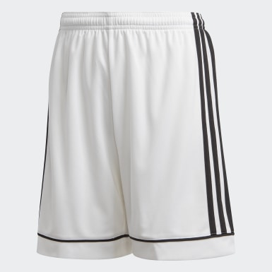 Youth 8-16 Years Football White Squadra 17 Shorts