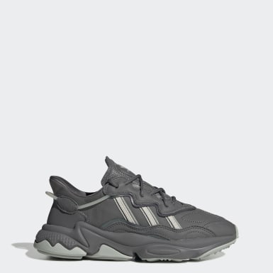 Women Originals Grey OZWEEGO Shoes