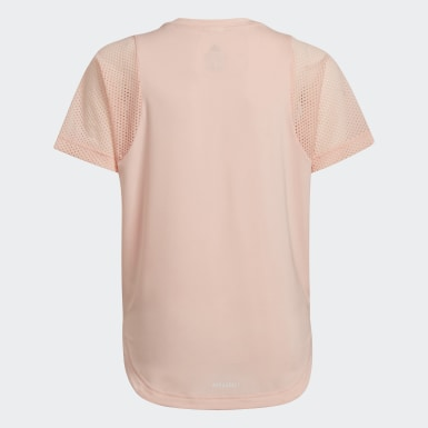 Mädchen Training The Future Today AEROREADY T-Shirt Rosa
