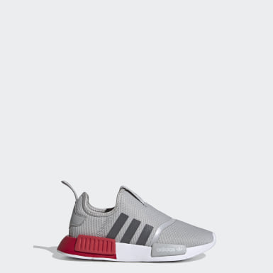 Kids Originals Grey NMD 360 Shoes