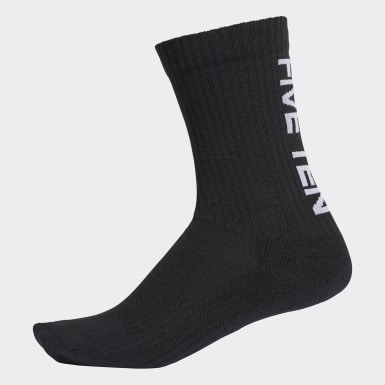 Calcetines clásicos Five Ten Performance Half-Cushioned Negro TERREX