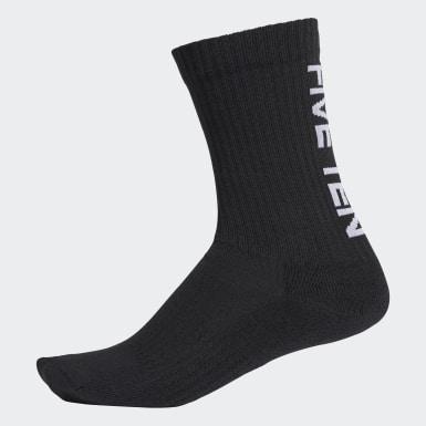 TERREX Sort Five Ten Performance Half-Cushioned Crew sokker
