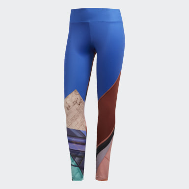 Calça Legging COLLAB Multicores Mulher Training
