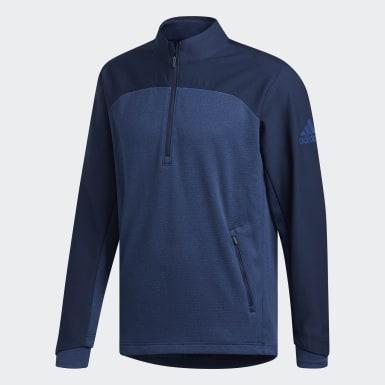 adidas Originals EQT Polar Fleece Top   Blå   Crewnecks