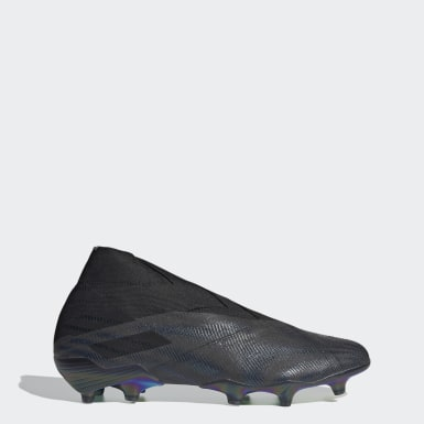 Chaussure Nemeziz+ Terrain souple Noir Football