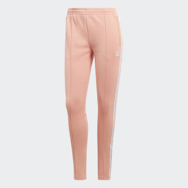 Women Originals Pink SST Track Pants