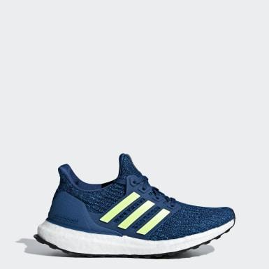 синий Кроссовки для бега Ultraboost