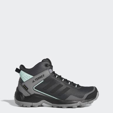 Women TERREX Grey Terrex Eastrail Mid GTX Shoes