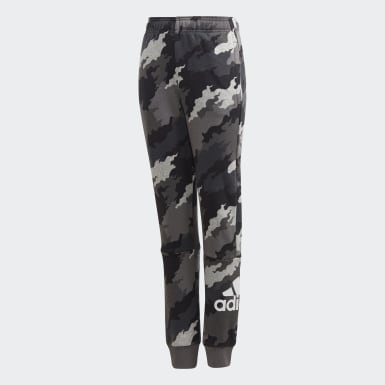 Boys Sport Inspired Grey Must Haves Pants