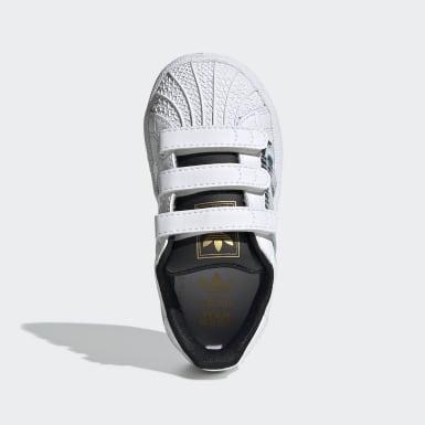 Børn Originals Hvid Superstar Star Wars Stormtrooper sko